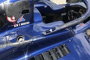 FIA F2 Новость Halo в действии: фотографии последствий аварии в гонке Формулы 2