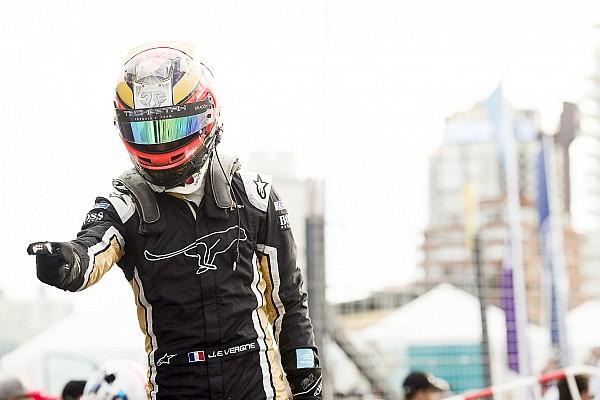 Fórmula E Noticias Vergne reconoce que a veces presiona