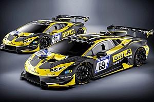 Langstrecke News 24h Nürburgring: Dörr mit zwei Lamborghini und Giti dabei
