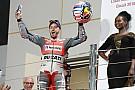 """Dovizioso: """"Márquez debió de hacer algo irreal para aguantar conmigo hasta el final"""""""