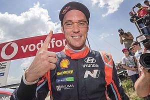 WRC Intervista Neuville: