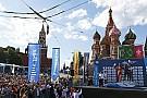 Così la F.E sbarca in Russia in televisione