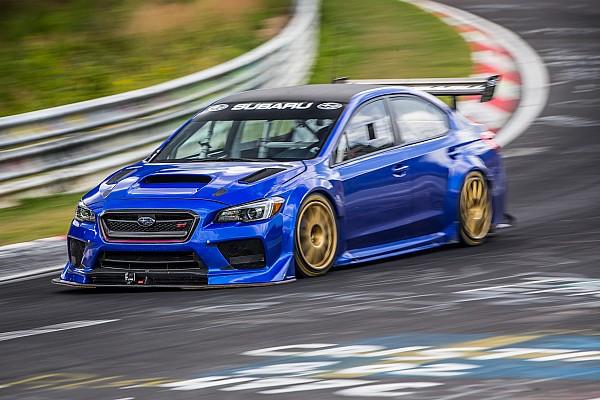 Prodotto Curiosità Subaru, il record della WRX
