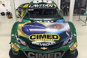 Stock Car Brasil Últimas notícias Em volta da Stock à Argentina, Cimed usa pintura especial