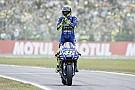 Pour Rossi, 2017 est une saison tantôt frustrante tantôt excitante