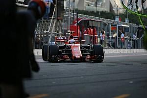 Formule 1 Analyse Stratégie - Un seul arrêt à Bakou, évidemment