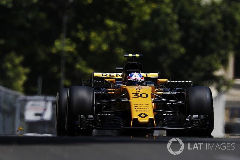 """F1 in Baku 2017: """"Schlimmer kann es nicht werden"""", sagt Jolyon Palmer"""