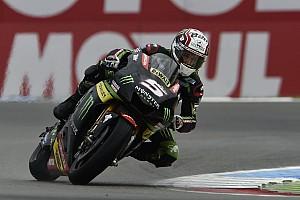 MotoGP Breaking news Zarco beralih ke ban basah di Assen karena ketakutan