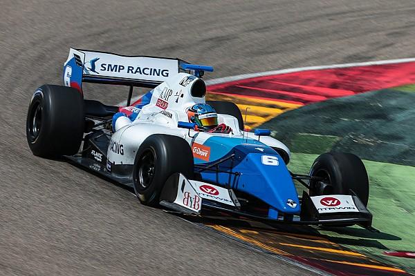 Формула V8 3.5 Репортаж з гонки Формула V8 3,5 у Німеччині: Ісаакян виграв першу гонку