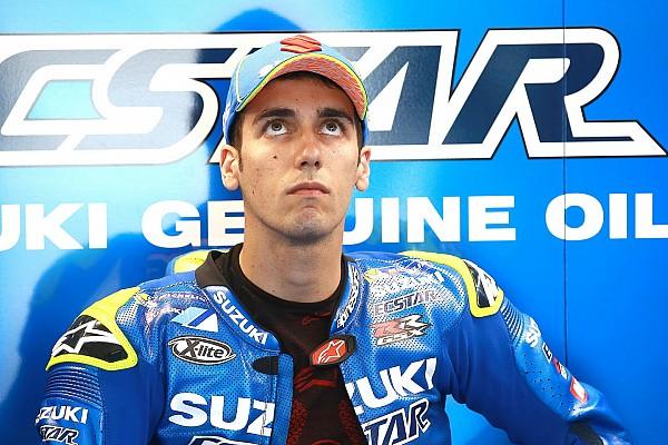 MotoGP Membuat Petrucci dikalahkan Rossi, Rins meminta maaf