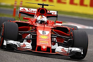 Formel 1 Reaktion Sebastian Vettel: Verhilft das Wetter Ferrari zum Sieg in Suzuka?