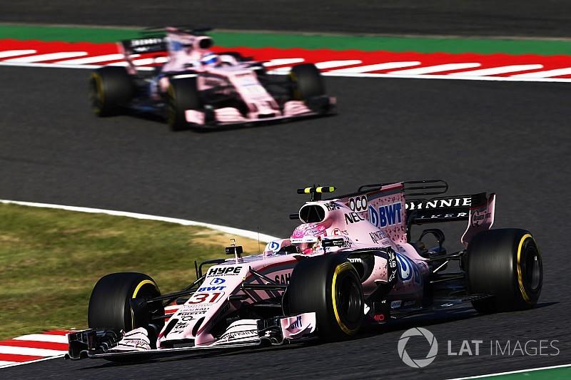 Force India defende uso de ordens de equipe em Suzuka