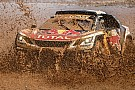 Cross-Country Rally El caos se apodera del Rally de Marruecos