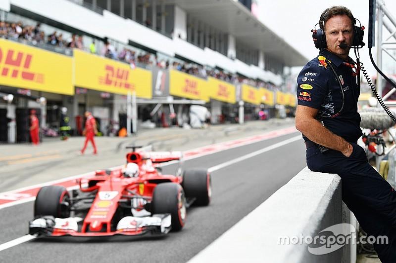Horner: Ferrari-Jahre für Sebastian Vettel