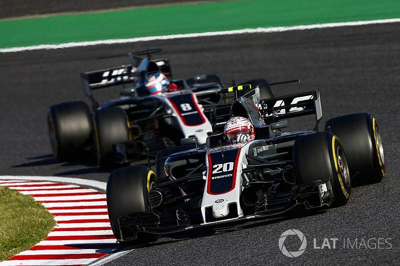 Haas: segunda temporada está mais difícil que primeira
