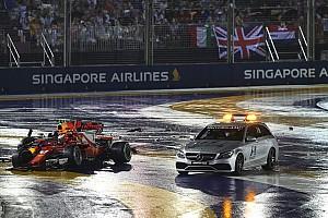 Formula 1 Breaking news Raikkonen: Kecelakaan start bukan kesalahan saya