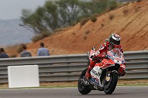 MotoGP Nieuws Lorenzo blij met tweede plek,