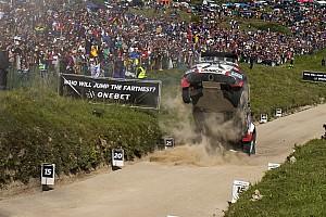 WRC Самое интересное Носом в землю: к чему приводят ошибки на раллийных трамплинах