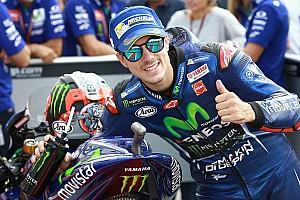 MotoGP Reporte de calificación Viñales logró la pole y Márquez se cayó en Misano