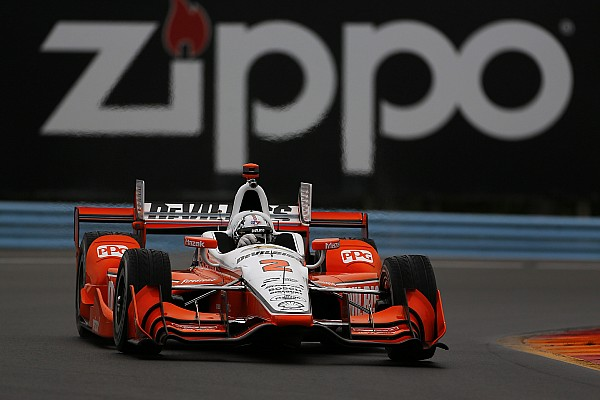 IndyCar Newgarden ne se cherche pas d'excuse