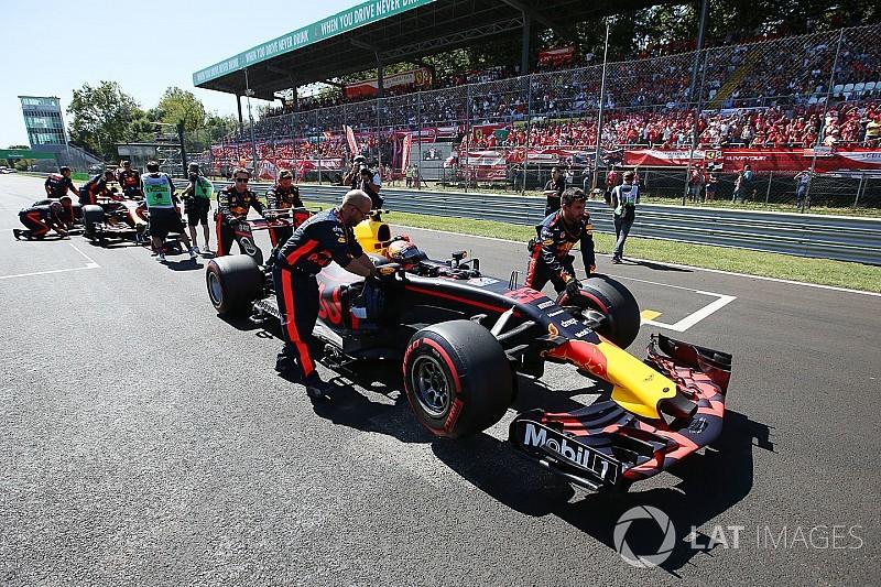 Formel 1 2017: Red Bull erwartet weitere Motorenstrafen