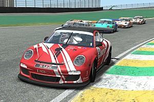 Videogames Nieuws Live sim racing: SRVN Porsche Cup op Spa-Francorchamps