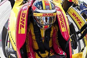 IndyCar Crónica de entrenamientos Hunter-Reay lidera la primera en Pocono y Chaves en décimo