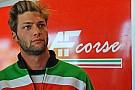 BES Giorgio Roda al Montmelò con la Lamborghini di Grasser Racing