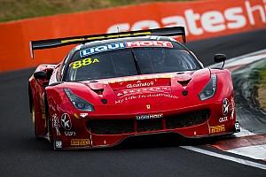 Endurance Race report Bathurst 12 Hour: Vilander leads as Long and Engel trade blows