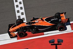 Formula 1 Special feature Vandoorne column: Russia finish a small boost for McLaren