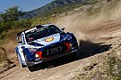 Argentina WRC: Neuville closes in after more Evans trouble