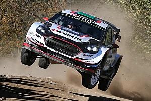 WRC Etappenbericht WRC Rallye Argentinien: Elfyn Evans verliert Großteil des Vorsprungs