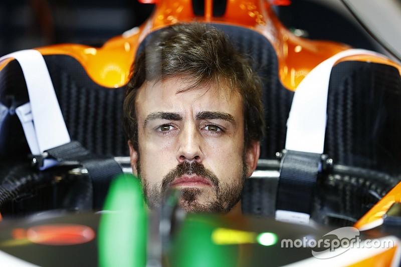 """Alonso demande une réaction """"très forte"""" à McLaren et Honda"""