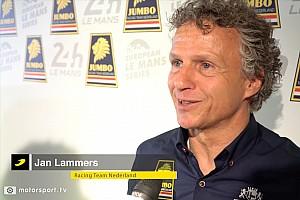 Le Mans Interview Video: Lammers en Van Eerd over hun deelname aan de 24 uur van Le Mans