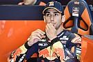 Moto2 Cardús sustituirá a Luthi en el Gran Premio de Valencia