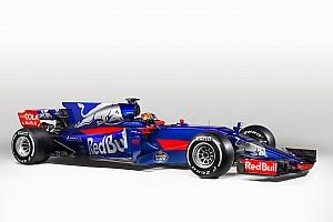 Formel 1 News Formel 1 2017: Toro Rosso enthüllt neuen STR12