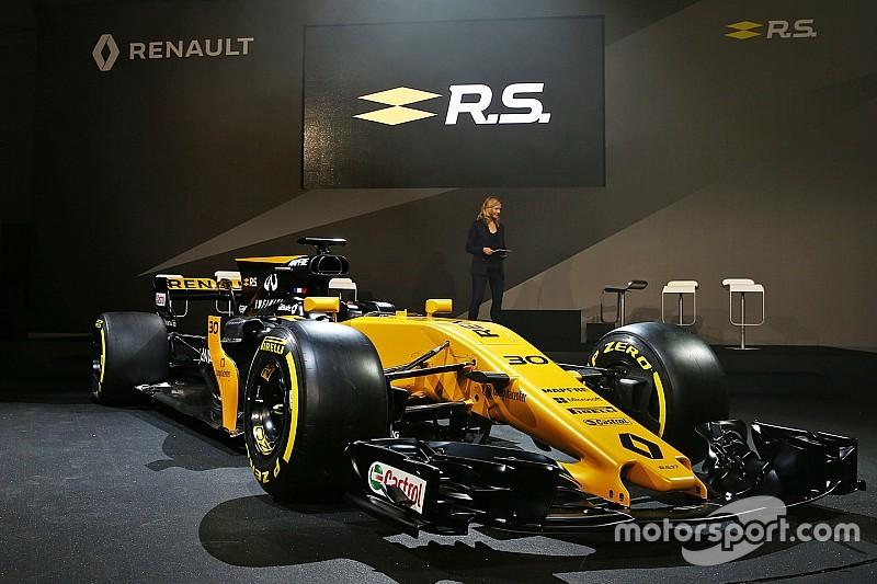 Новий двигун Renault пришвидшить болід на 0,3 секунди