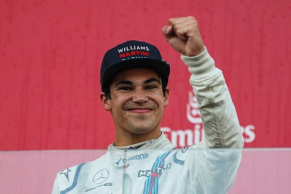 Villeneuve: Stroll'ün podyumu acılı ilk yarışları değiştirmiyor
