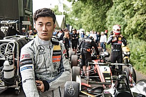 F3 Europe Breaking news Makino to miss next two F3 rounds after breaking wrist