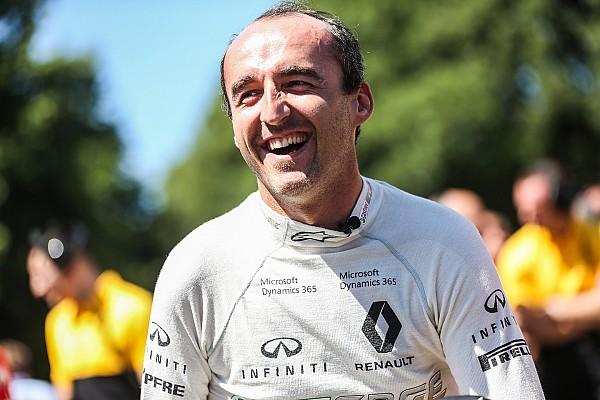 Forma-1 BRÉKING Renault: csak apróbb módosításokat kellett elvégezni Kubica számára