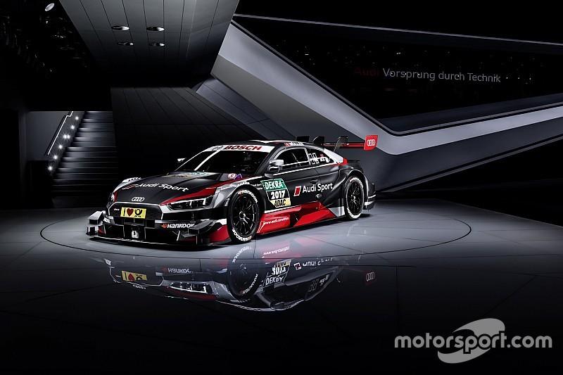 L'Audi RS 5 DTM dévoilée à Genève