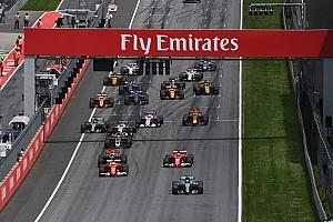 F1 Noticias de última hora La FIA ajusta las reglas sobre las salidas en falso para 2018