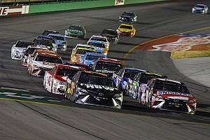NASCAR Cup Breaking news Runner-up again, Larson says he's