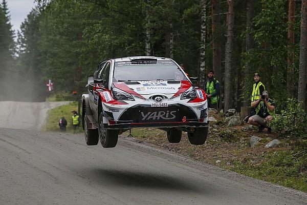 WRC Finlandia: Pembalap tuan rumah Lappi rebut kemenangan perdana