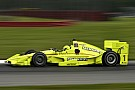 IndyCar Simon Pagenaud hat beim IndyCar-Finale in Sonoma