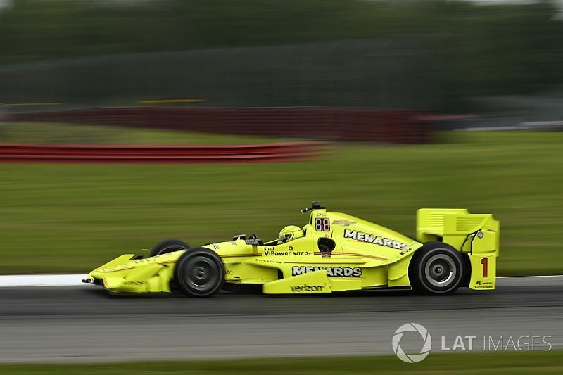 Pagenaud lideró la primera práctica en Mid-Ohio