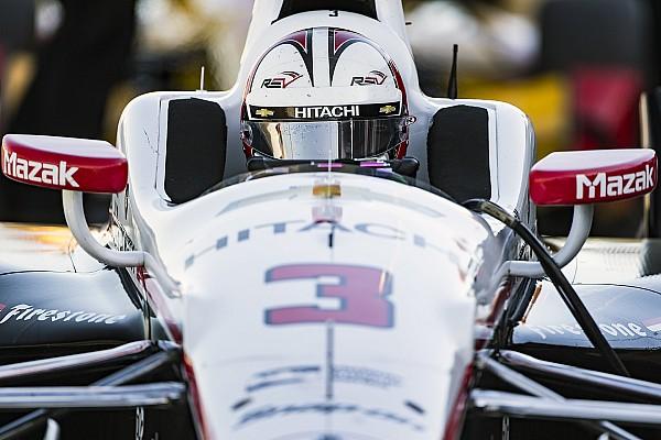 IndyCar Artículo especial Las 20 historias de 2017: #18: Castroneves y su retiro de IndyCar