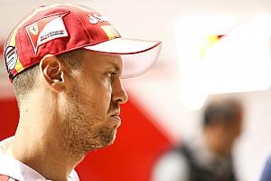 Vettel csak magát hibáztathatja a szingapúri kiesésért