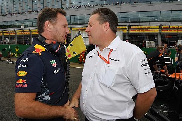 Formula 1 Son dakika Horner, McLaren'ın Mercedes motoruna geçeceğini düşünmüyor