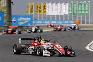 Євро Ф3 Репортаж з гонки Євро Ф3 на Норісринзі: Гюнтер виграв першу гонку